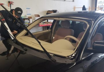 windshield needs to be fixed or replaced