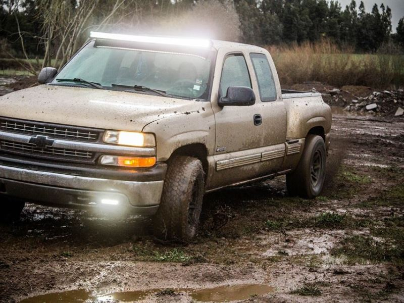 best shocks for towing chevy 1500