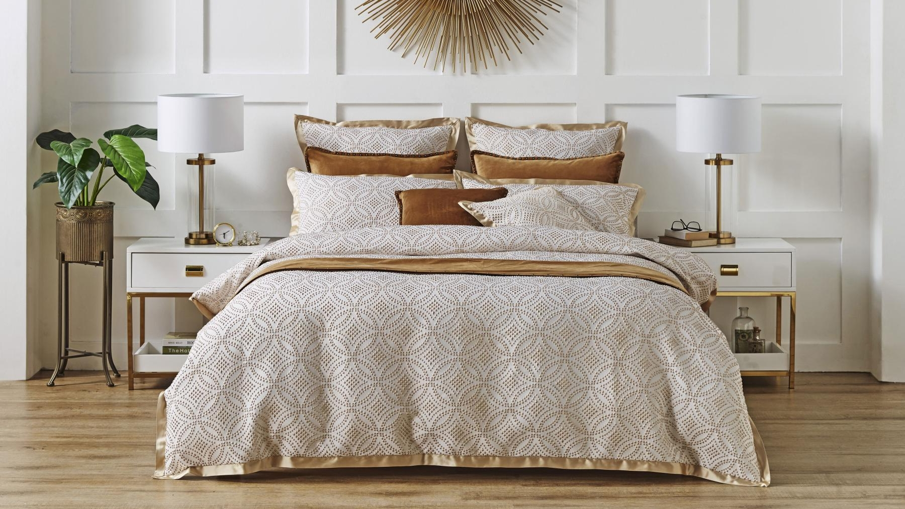 How to purchase sets of new bed sheets online
