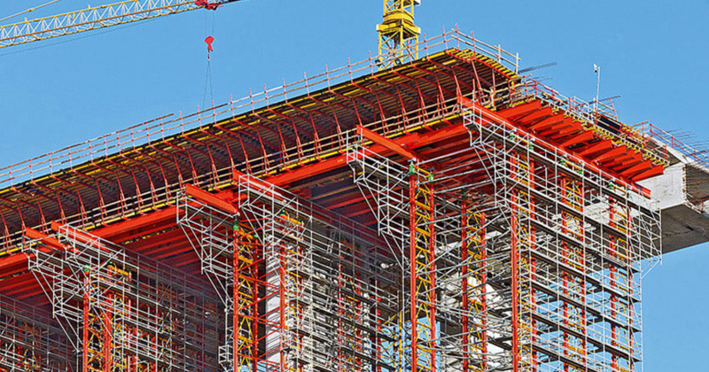Scaffolding services by All Trade