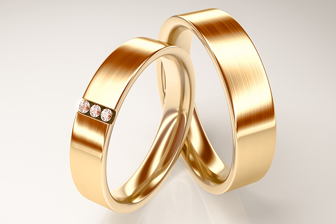 The Best Wedding Bands to Signify Your Commitment to Your Loved Ones