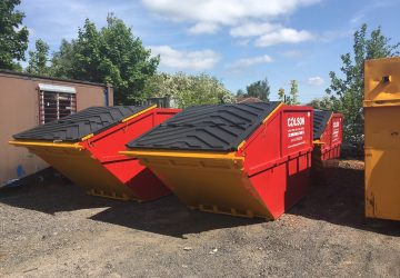 The advantages of renting a skip bin for a business
