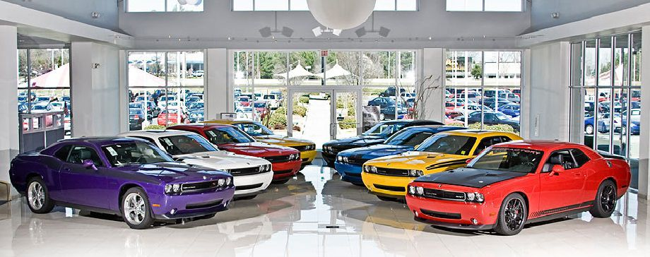 How Does Buying A Car At A Dealership Work