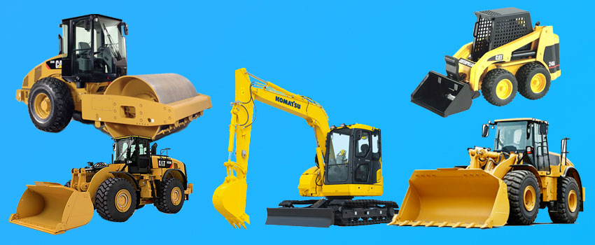 Top Three Most Used Heavy Earthmoving Equipment