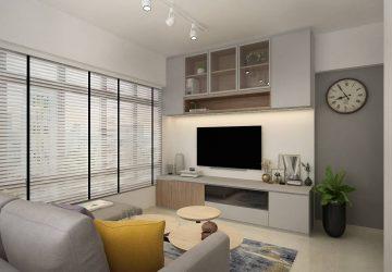 2 room bto interior designer
